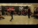 Hit The Floor vol 2 hip hop kids 1 2 Malyafka win vs Dasha