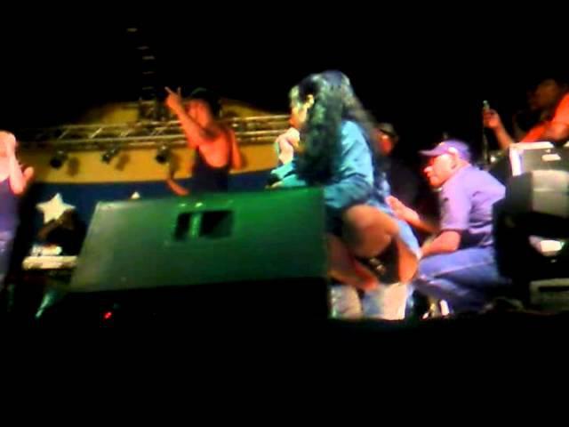 Tu Taxista Vial presenta Diosa Canales en 3er Aniversario Super Criolla 98.7FM REDVial