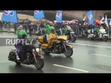 Russia_ Moscow wakes up to colourful carnival ahead of World Festival of Youth and Students - YouTube 720p