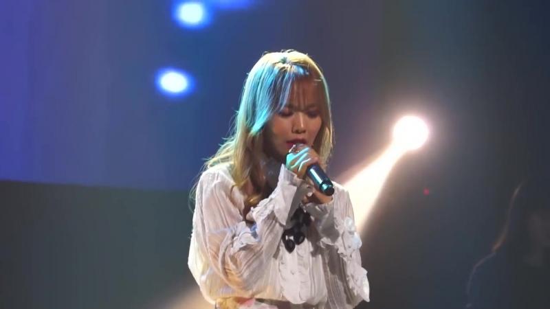 [So Hyang] 소향 안아줘 (Sohyang Hug me) 라이브14.04.2018