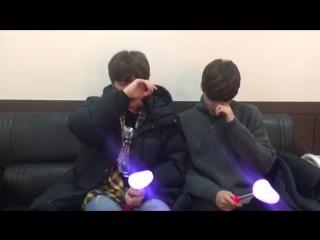 TW EunSu & YuVin