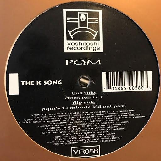 PQM альбом The K Song