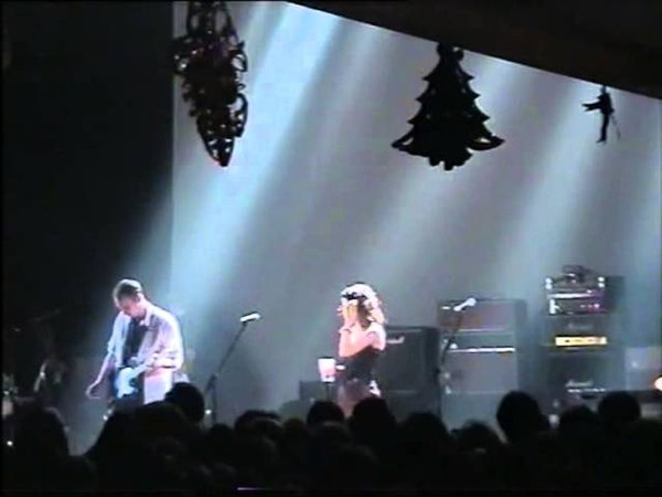 PJ Harvey Live at Shepherd's Bush Empire London 1998