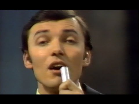 Karel Gott - Tausend Fenster (Eurovision Song Contest, London 1968) live