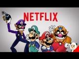 The Super Mario Bros. Super Show! on Netflix