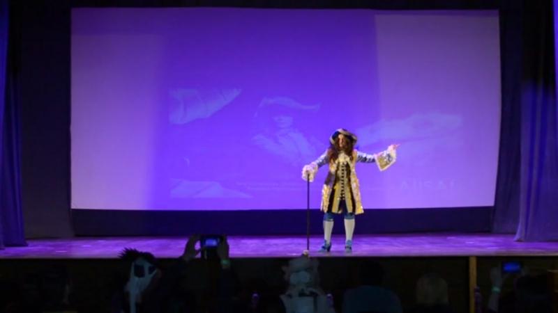 Интеграл (Anime-maniacs, г. Саратов) - Король Франции Людовик 14 (Le Roi Soleil – французский мюзикл Король-солнце)