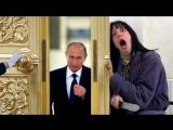Знак свыше_ на инаугурации Путина произошел конфуз...