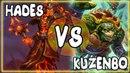 Smite ● Duel 1 vs 1 ● Hades vs Kuzenbo