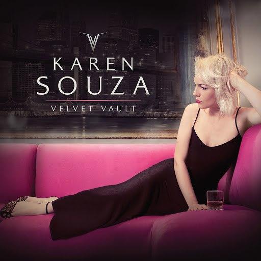 Karen Souza альбом Velvet Vault