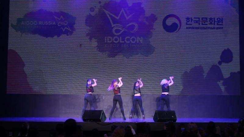 O.M.G. - EXID - DDD - IdolCon 2018