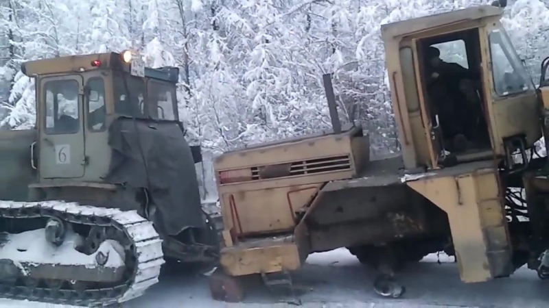 Безумные операторы спецтехники