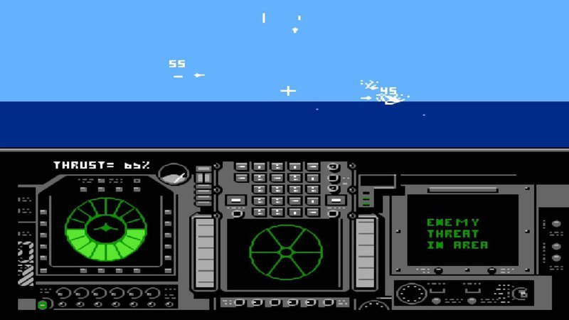 Flight of the Intruder NES - Прохождение (Полет Нарушителя Dendy, Денди - Walkthrough)
