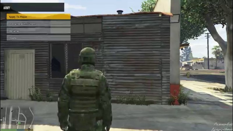 GTA 5 MODS: Russian uniform