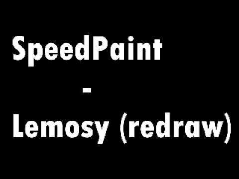 SpeedPaint - Lemosy (redraw)
