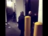 Конор МакГрегор напал на автобус команды Хабиба