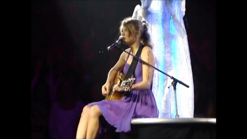 Taylor Swift - Untouchable (Live on Speak Now World Tour 2011, Sacramente)