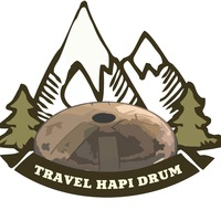 Логотип TRAVELHAPIDRUM - ПОХОДЫ С ГЛЮКОФОНОМ