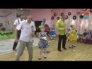 Стиляги! Выпускной в д.с. Мишутка гр.5. Танец с папами.