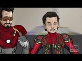 ✨Как должен был закончиться «Человек-паук- Возвращение домой» HD✔✨
