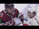Latvijas hokeja izlase pēc Irbes godināšanas pagarinājumā zaudē Šveicei