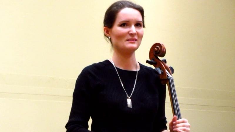 MVI 1608 А Дворжак Концерт для виолончели с оркестром си минор части II III окончание см примечание ниже