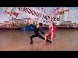 12.5.2018 ЧМ-1 A-class Slow 5 место №56 Роберт Фёдоров - Юлия Тимофеева