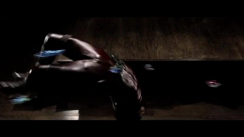 Фильм Сорвиголова (Daredevil) Сцены с ме... Метателя (720p).mp4