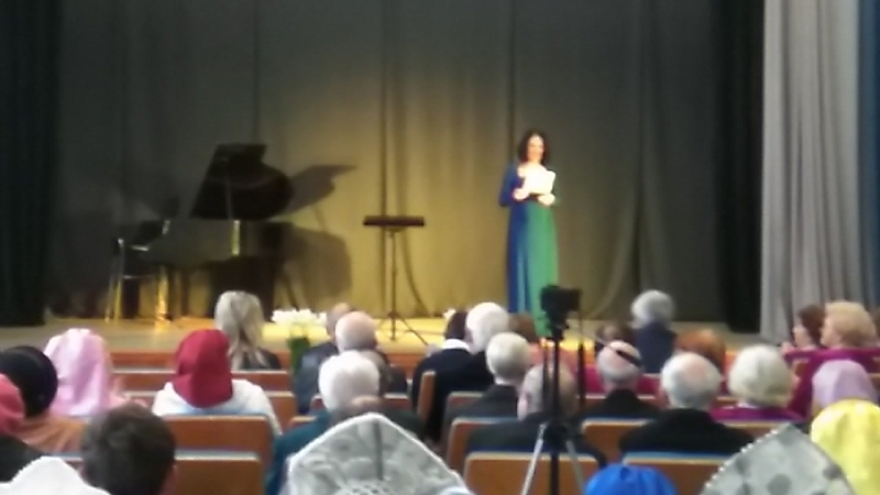 Открытие I тура Всероссийского конкурса хорового исполнительства