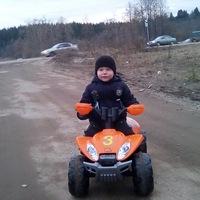 Анкета Сергей Давиденко
