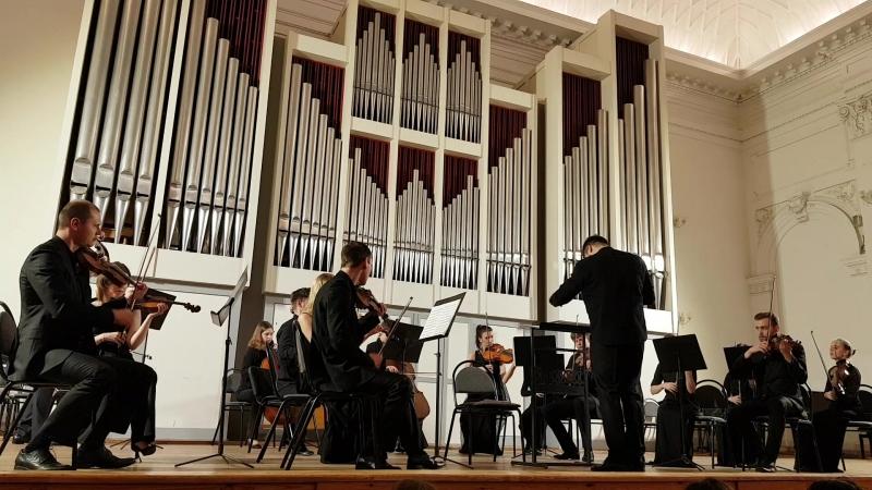 В. Бридж Сюита для струнного оркестра в 4-х частях