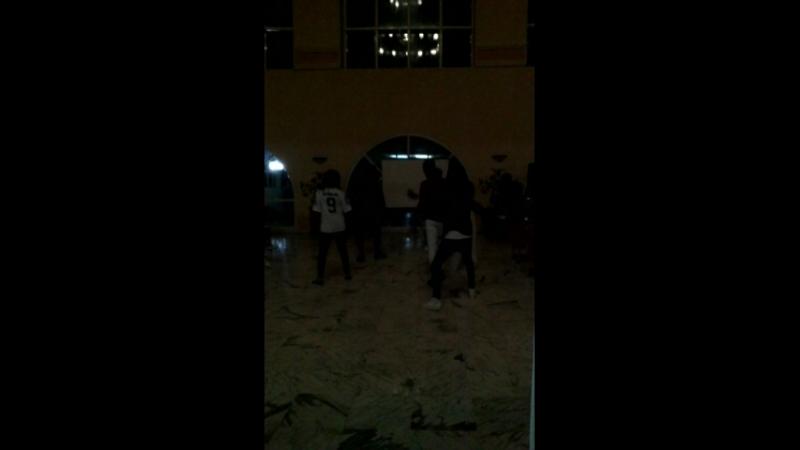 Туниские танцы.