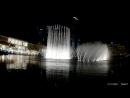Поющие, танцующие фонтаны Дубай