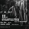 Cyclofillydea - XX лет шарма эпохи сепсиса мира!