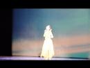 Отчетный концерт 15 лет ФОРТЕ Юля МЕЧТАЙ