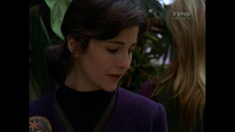 «Рассказать правду» — телефильм, 14 серия 4 сезона сериала «Внешние пределы».