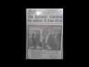 Atatürk Hayatını Kaybettikten Sonra Gazete Manşetleri