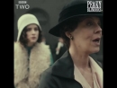 Fancy an exclusive look at the next episode of PeakyBlinders? Aunt Polly has made a New Year's resolution... and now she's on a