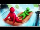 Quantum Games НЕ СМОТРИ ВНИЗ - УГАР В HUMAN FALL FLAT ХЬЮМАН ФОЛ ФЛЭТ Full HD 1080