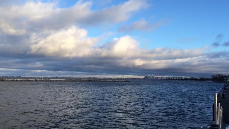 Baltic sea Gulf of Finland Saint-Petersburg