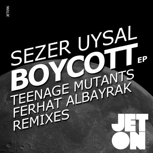 Sezer Uysal альбом Boycott EP