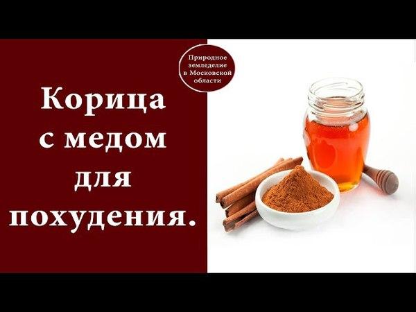 Пейте Это перед СНОМ И ХУДЕЙТЕ! Легко и доступно! Корица с медом для похудения.
