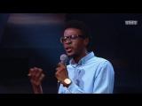 Открытый микрофон. Стендапер из далекой Африки