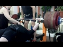 5 03 18 Тяжёлая тренировка 290 кг 5 подход В новой маечке TITAN SUPER KATANA XTREME 😉😀😂👍✌💪