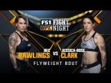 Fight Night Sydney B Rawlings - J Clark