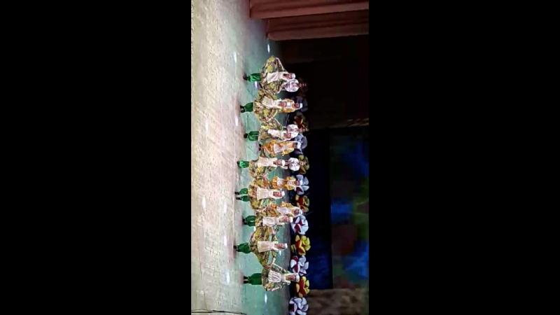 Танец ШомабасРафаэль