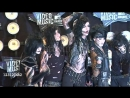 Black Veil Brides at the 2011 MTV Video Music Awards at Los Angeles CA.