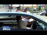 Рейд по таксистам-нелегалам прошел в Краснодаре