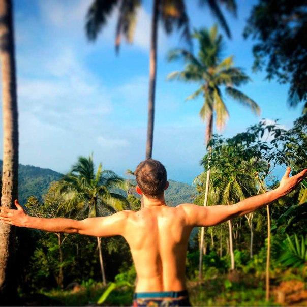 Привет дорогие читатели! 😉Пишу Вам с райского острова Панган в Тайлан