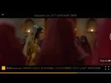 Новый промо-ролик к фильму «Падмаават».
