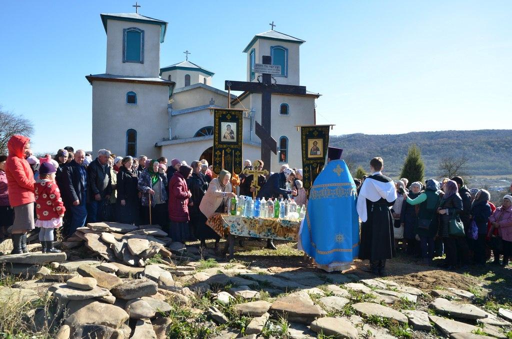Престольный праздник отметили в Марухе